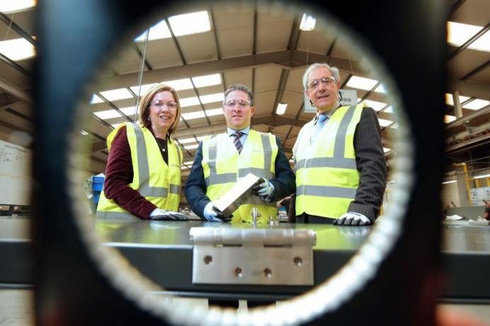 ASSA ABLOY opening the doors of opportunity in Lisburn Castlereagh