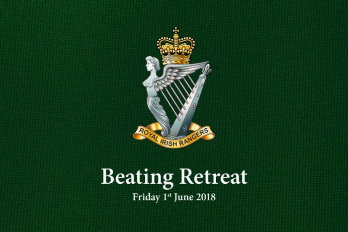 Beating Retreat set for Lagan Valley Island