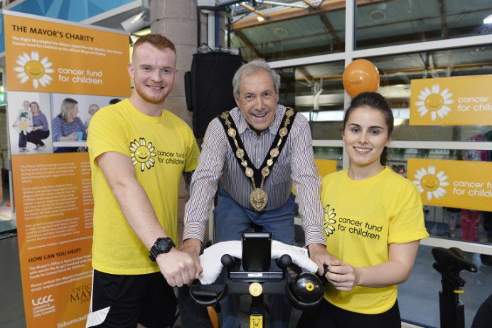 Spintastic Spinathon at Lagan Valley LeisurePlex