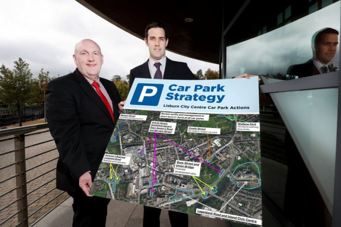 Have your say on Council Car Parks