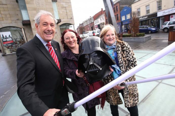 Lisburn City Centre Set to Celebrate New Star Wars Release