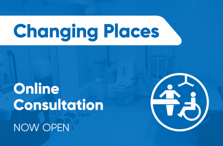 Council opens online consultation on Changing Places toilets