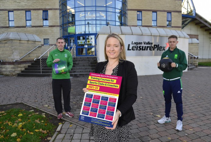 Training courses launched for sports clubs in Lisburn & Castlereagh