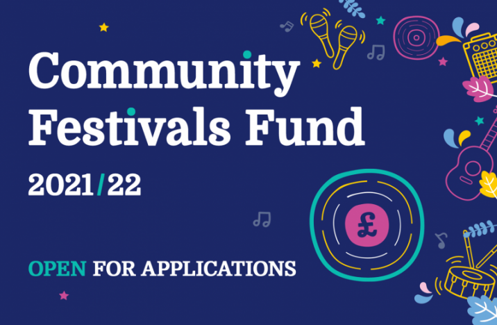 Council opens Community Festivals Fund!