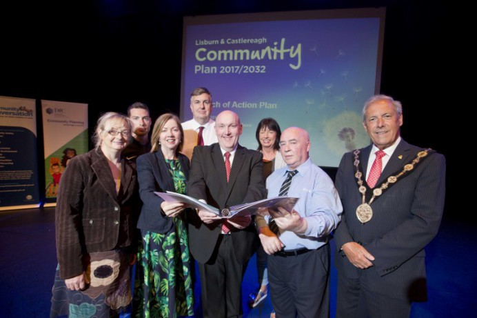 The Lisburn Castlereagh Community Action Plan Launched This Week