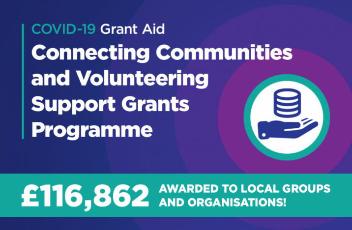 £116,862 awarded to local groups and organisations in the Lisburn Castlereagh area