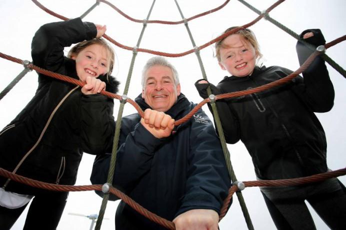 Conquer the Castle Challenge set for Castle Gardens, Lisburn