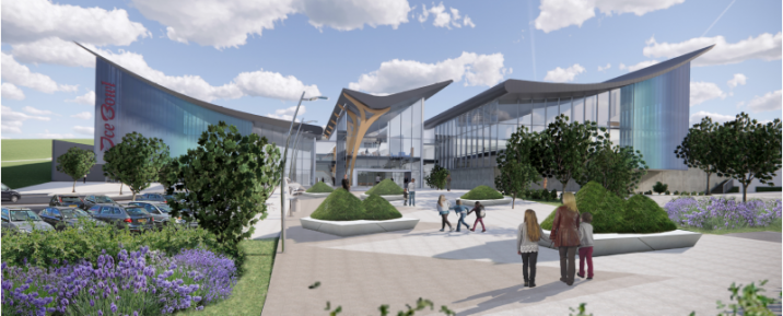 Exciting development at Dundonald Ice Bowl moves a step closer as planning permission is approved