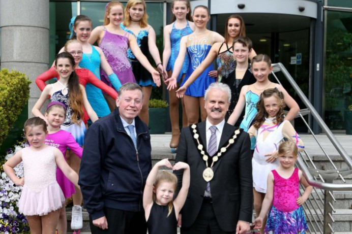 Dundonald Ice Skating Club prepare for UK competition!