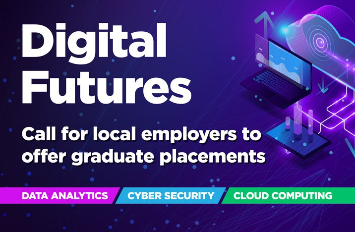 Employers sought to offer graduates Digital Futures