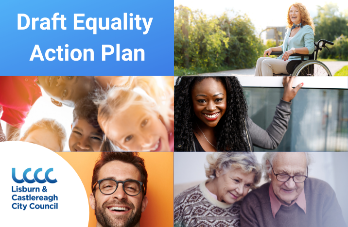 Lisburn & Castlereagh City Council opens consultation on Draft Equality Action Plan