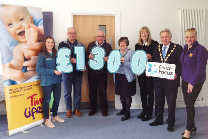 Drumbeg Community Supports Charities