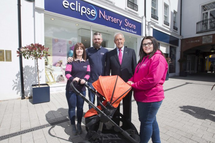 Lisburn City Centre Welcomes Eclipse Nursery Store