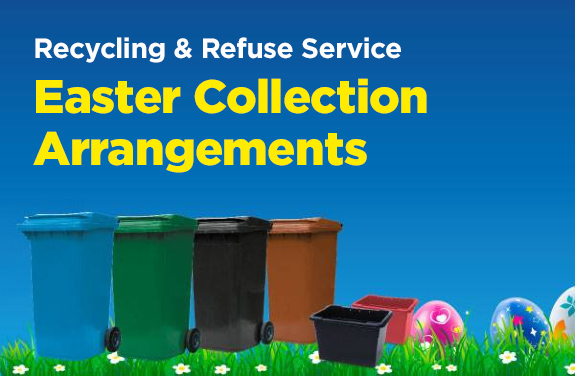 Easter Holiday Bin Collection Arrangements