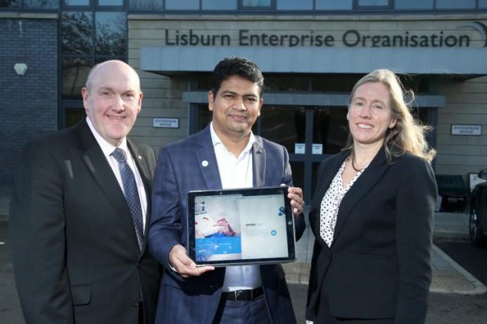 Qatari company selects Lisburn as European Base