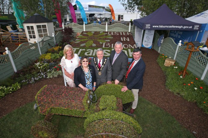 Britain in Bloom Comes to Balmoral