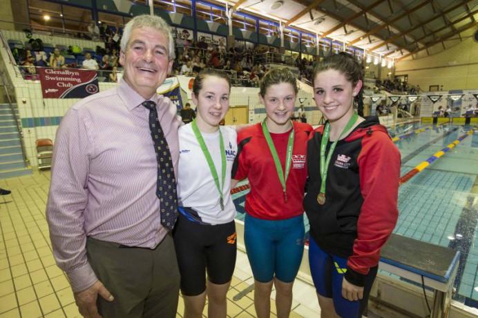 LeisurePlex Hosts Irish National Swimming Championships