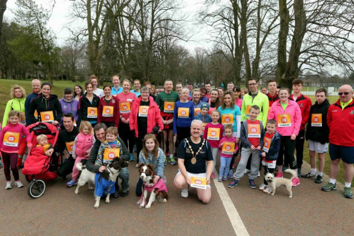Local people go the extra mile for Sport Relief