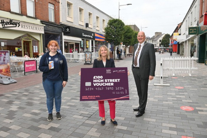 Council urges public to support local businesses with High Street Voucher!