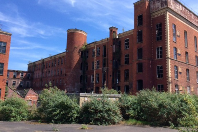 Council Welcomes Revitalisation of Hilden Mill Site