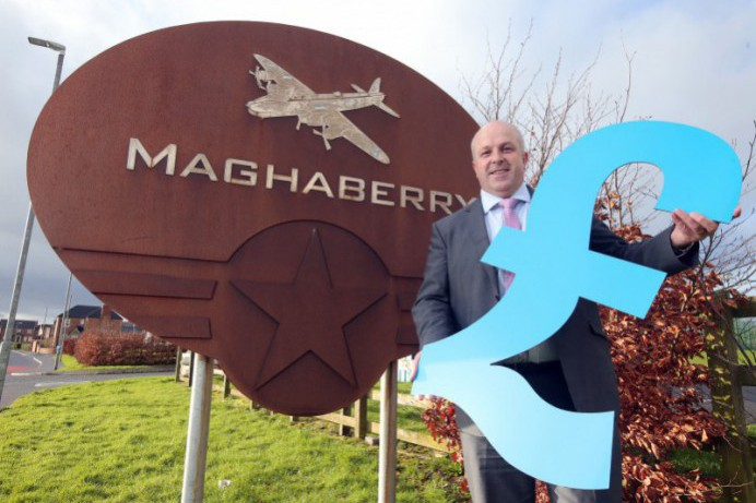 Council Launches Maghaberry 'Developing Places - Sharing Space' Community Fund