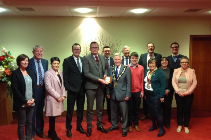 Local Business Celebrates 60 years in Lisburn