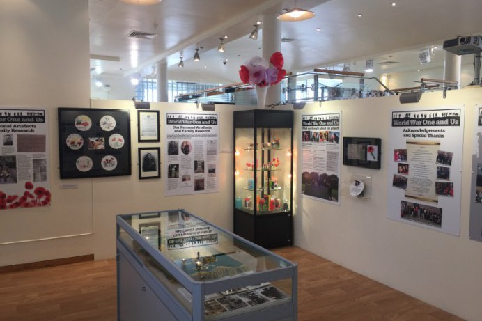 'World War One and Us' Community Exhibition Opens at Lisburn Museum