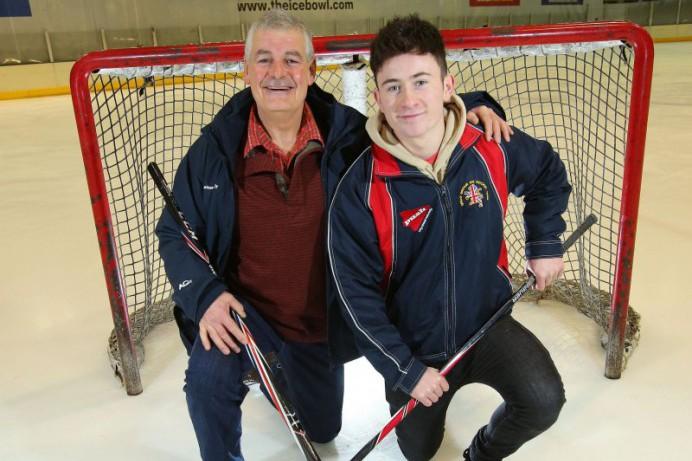 Council Congratulates Local Ice Hockey Star on GB University Selection