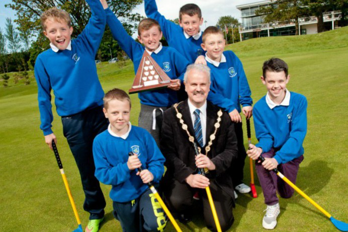 Primary Schools Swing into Action