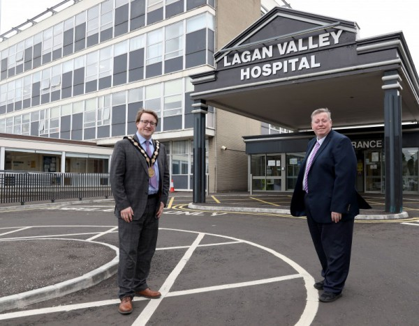Lagan Valley Hospital To Open A Regional Day Procedure Centre