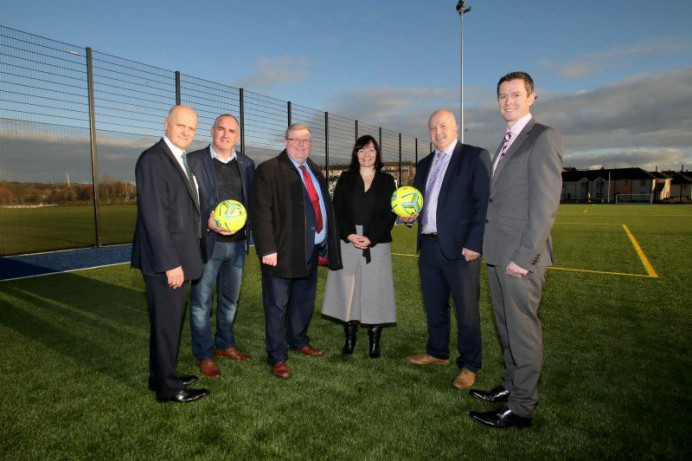 Community Partnership Project Opens in Ballybeen