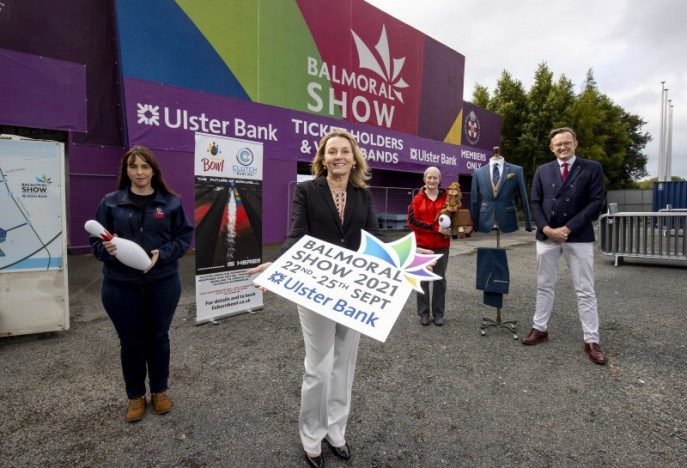 Lisburn and Castlereagh retailers are all set to wow at Balmoral Show!