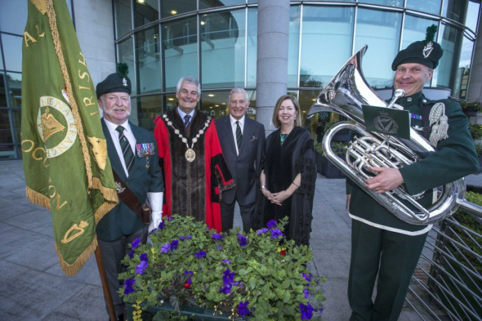 Council hosts Beating Retreat