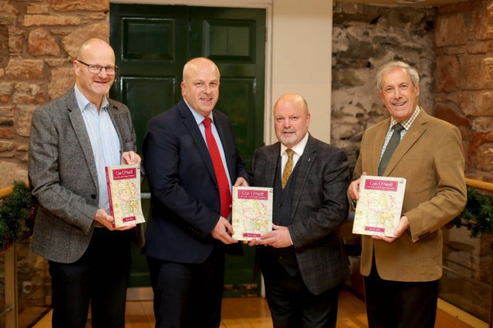Forgotten Early History of Castlereagh Revealed in a New Book Launched at Lisburn Museum