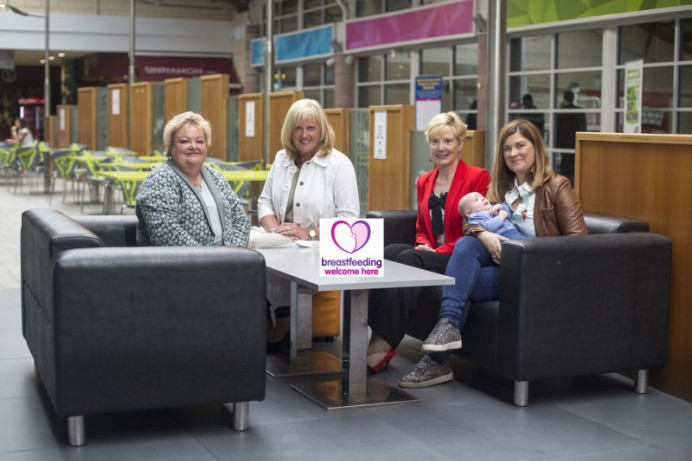 Council Signs Up to Breastfeeding Welcome Here Scheme