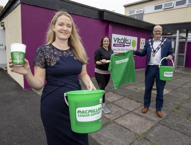 Macmillan coffee morning supports people living with cancer
