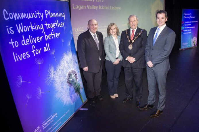 'Past & Future of Community Planning' in Lisburn Castlereagh