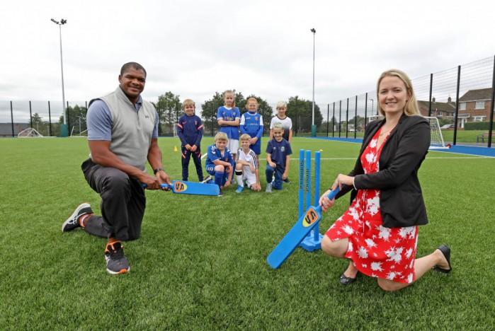 Ballybeen Multi Sports Camp is a huge success