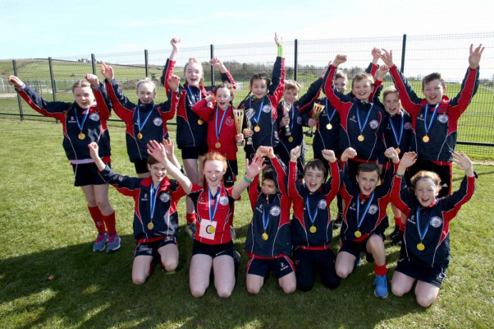 Cross Country Runners Excel at Billy Neill