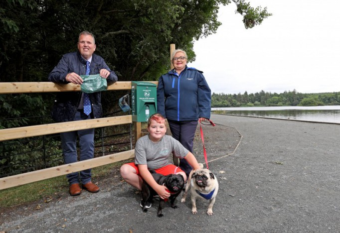 Council adds additional Dog Waste Bag Dispensers across local facilities