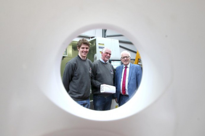 Big advancements for Lisburn company Ad-vance Engineering