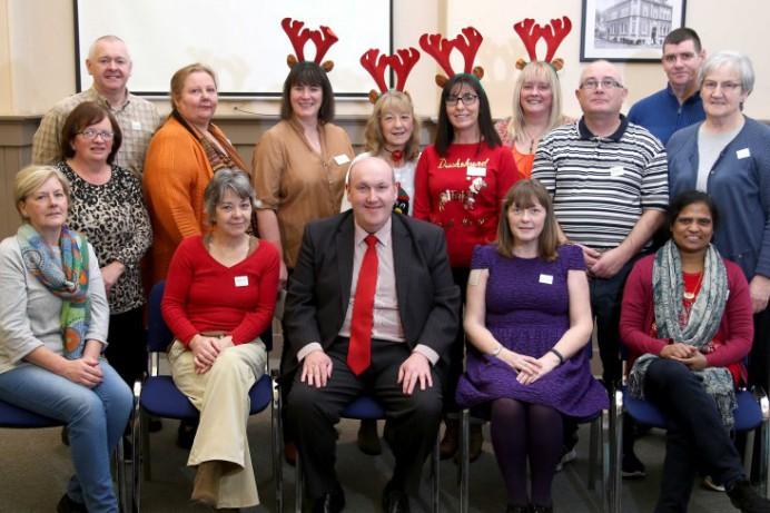 Councillor raises awareness of Fibromyalgia and ME