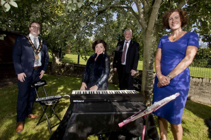 Thrills of theatre brought to Lisburn & Castlereagh care facilities
