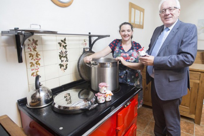 London is the Flavour for Lisburn Castlereagh Food & Drink Businesses