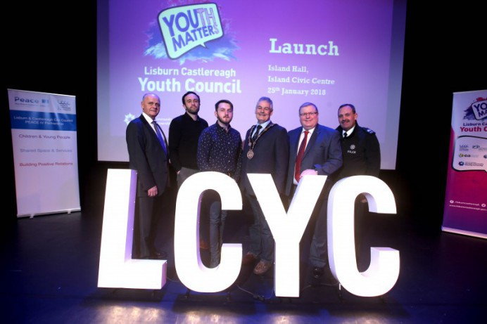 Lisburn Castlereagh Youth Council