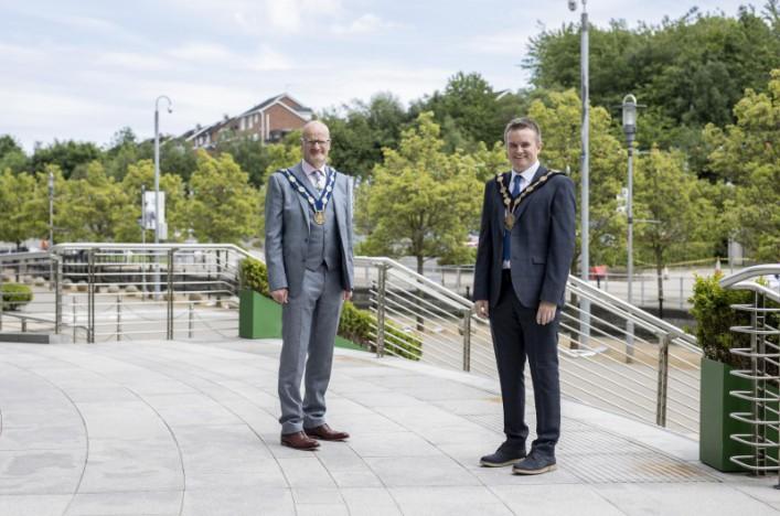 New Mayor and Deputy Mayor Elected for Lisburn & Castlereagh City Council