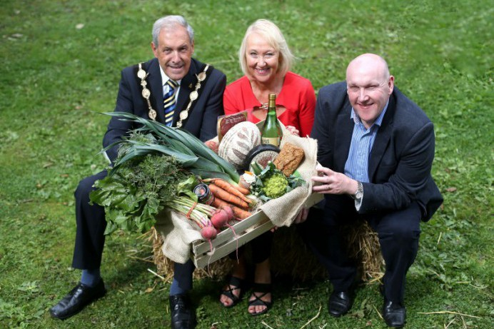 Foodies and Families gather to enjoy local artisan food and drink at 4th annual Speciality Food Fair