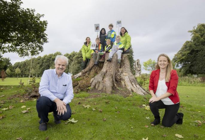Moira welcomes local nature rangers