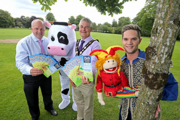 Council Gets Ready for Its Summer of 'Park Life'
