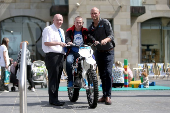 MCE UGP goes back in time with Vintage Bike event